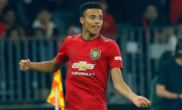 Greenwood mang chiến thắng về cho Manchester United. (Nguồn: Getty Images)